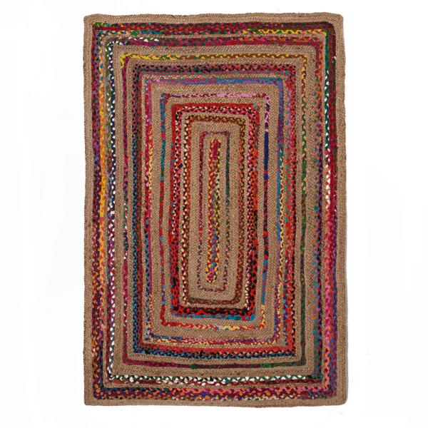 שטיח יוטה כותנה