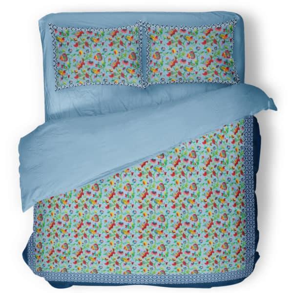 סט זוגי - מצעי מיטה מודפסים